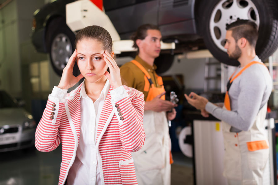 How to Avoid Mechanic Scams   Toyota of Seattle Blog
