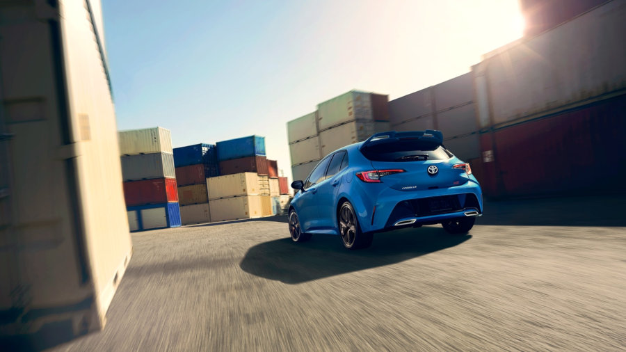 Five Things To Know About The 2019 Toyota Corolla Hatchback Toyota