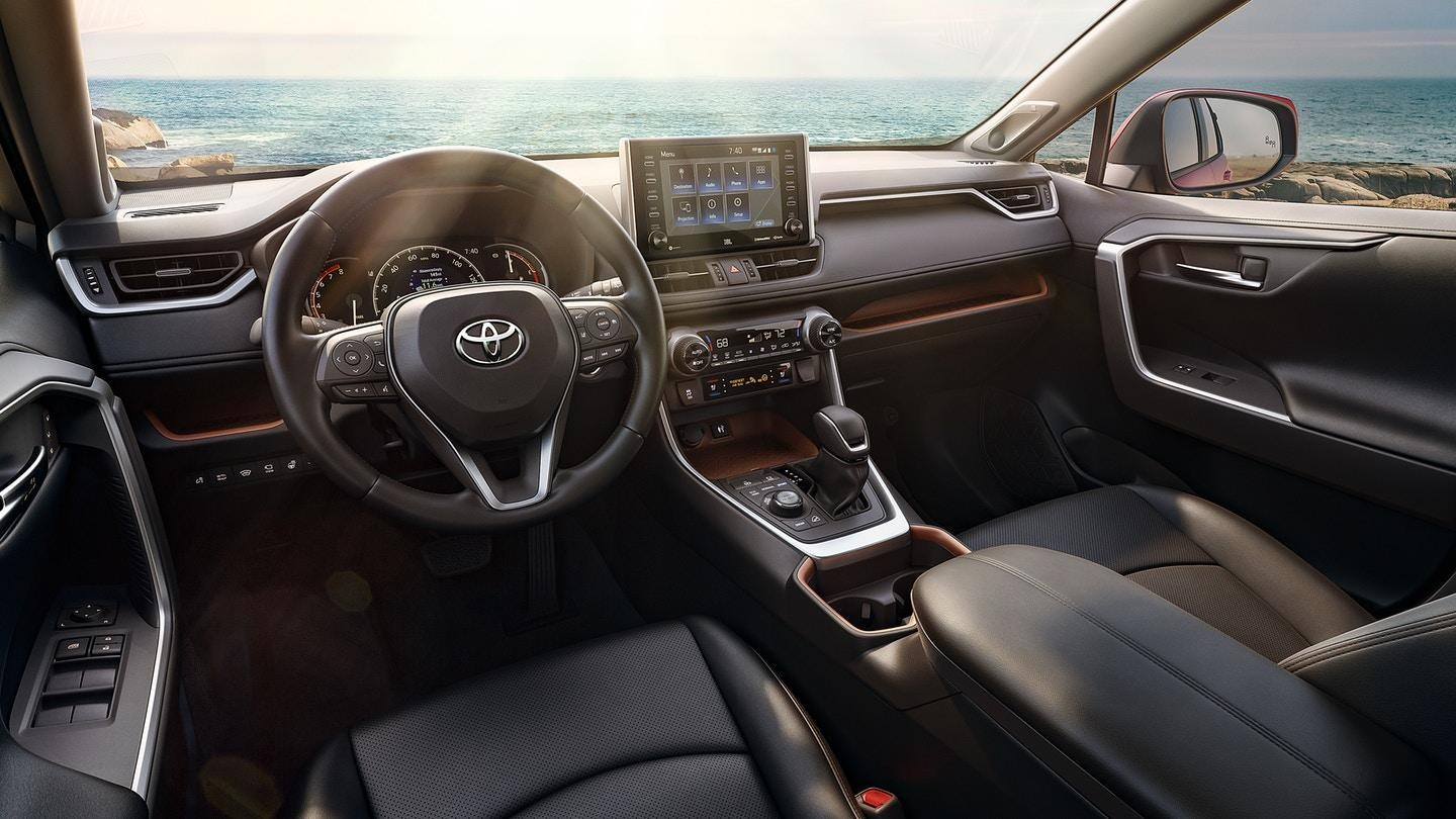 Discover The All New 2019 Toyota Rav4 Toyota Of Seattle Blog