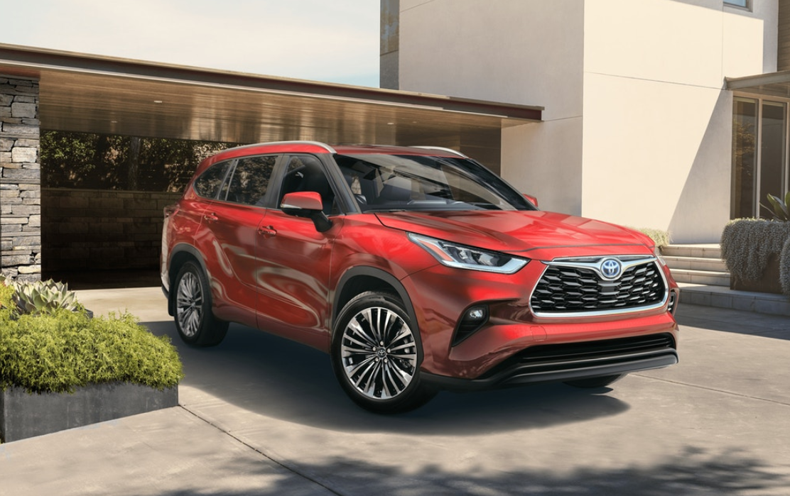 2020 Toyota Highlander 5 Things To Know Toyota Of Seattle