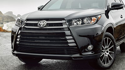 2017 Toyota Highlander Seattle Wa Trim Levels Exterior