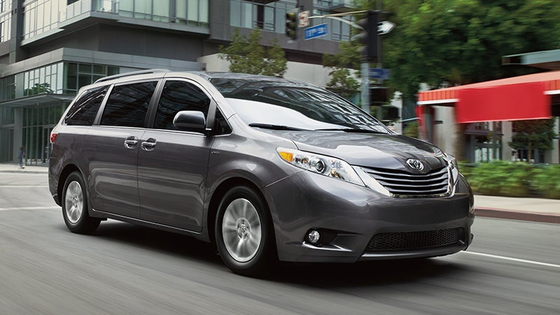 2017 Toyota Sienna Seattle Wa