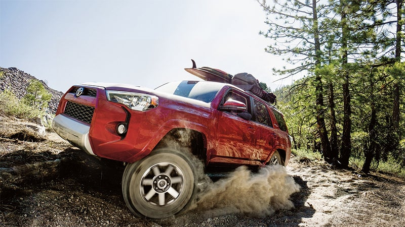 Toyota 4Runner Off Road >> 2018 Toyota 4runner
