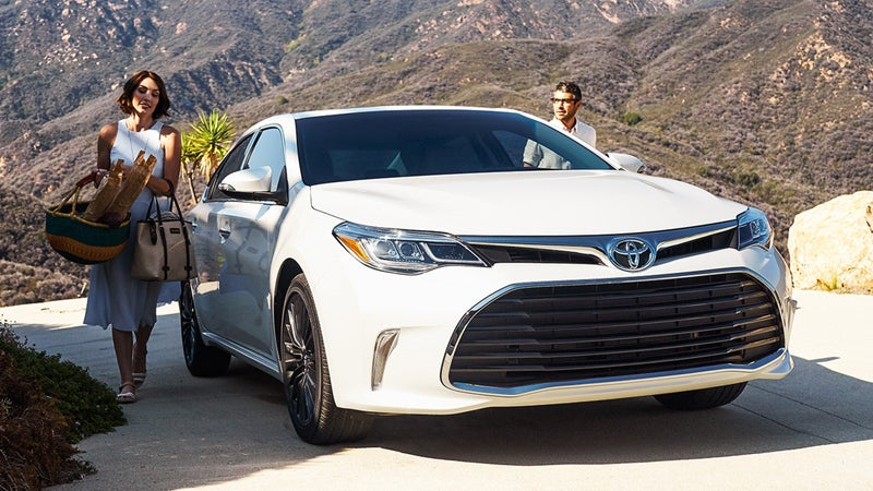 2018 Toyota Avalon Hybrid Seattle Wa