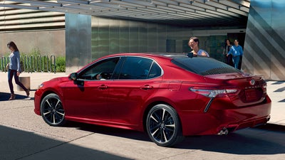 2018 Toyota Camry Toyota Camry In Seattle Wa Toyota Of Seattle