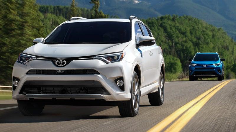 2018 Toyota Rav4 Hybrid Seattle Wa