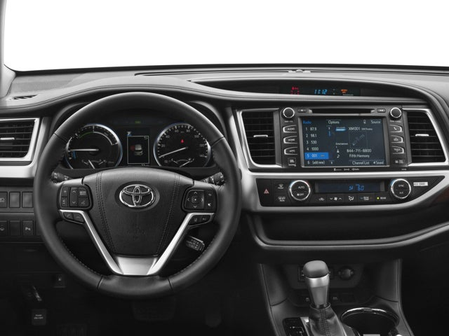 2018 Toyota Highlander Hybrid Le In Seattle Wa Of
