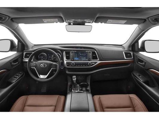 2019 Toyota Highlander Hybrid Limited In Seattle Wa Of
