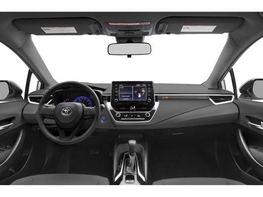 2021 Toyota Corolla Hybrid LE - Toyota dealer serving ...