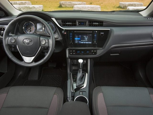 2019 Toyota Corolla Le Toyota Dealer Serving Seattle Wa New And