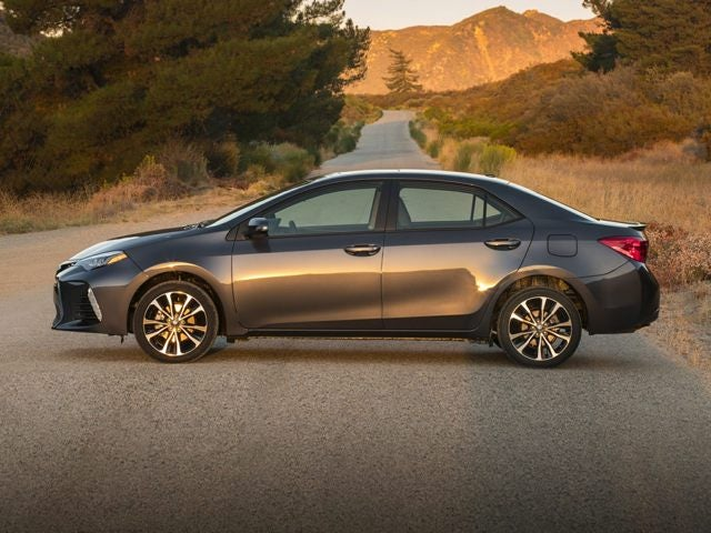 2019 Toyota Corolla Xse Toyota Dealer Serving Seattle Wa New And