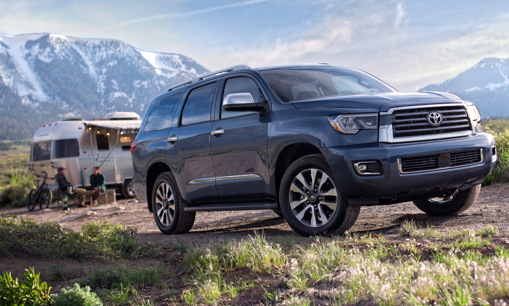 5 Things to Know: 2019 Toyota Sequoia | Toyota of Seattle Blog