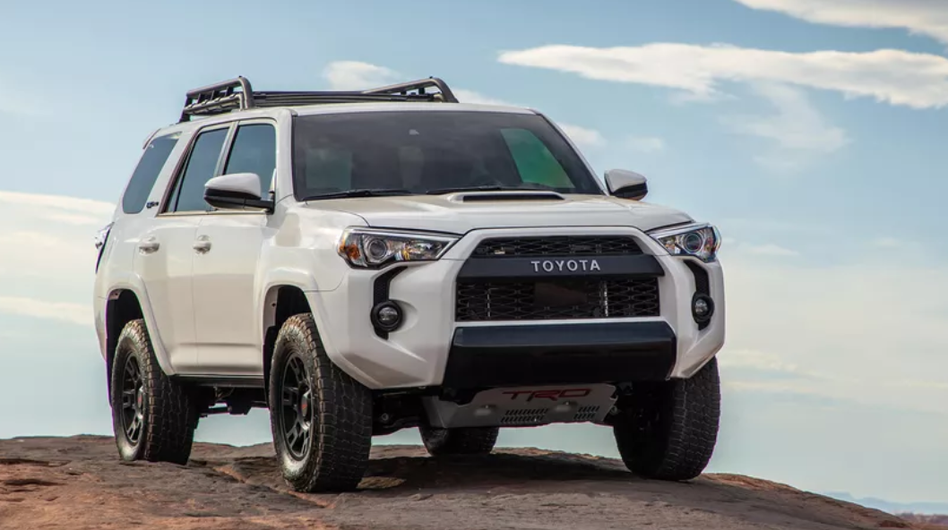 Coming Soon 2020 Toyota 4runner