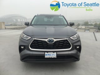 New Toyota Highlander Seattle Wa