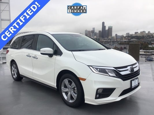 2018 honda odyssey ex l certified seattle wa area toyota dealer serving seattle wa new and used toyota dealership serving bellevue kent tacoma wa toyota of seattle